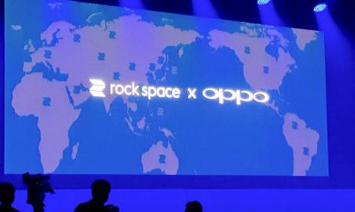 rock space与OPPO达成战略合作,全线进驻菲律宾